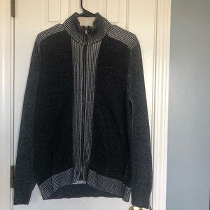 INC Full Zip up Sweater